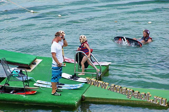 Воднолыжный парк
