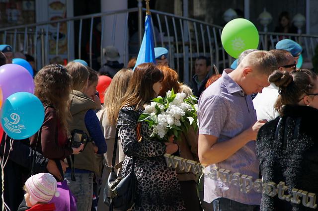 Анапа 9 мая 2015 года ул. Ленина