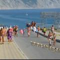 Анапа Высокий берег 28 августа 2013г