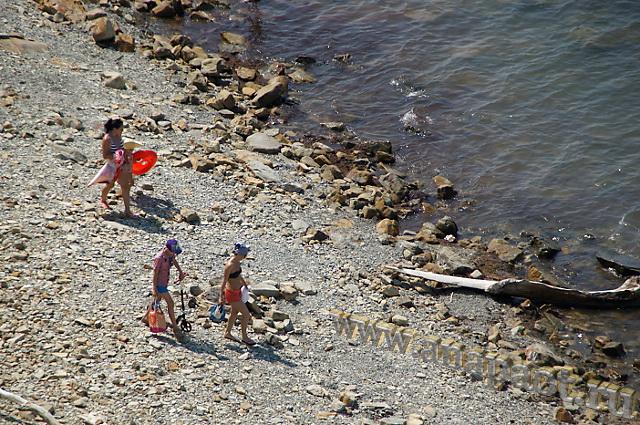 Анапа Высокий Берег 5 июля 2016г. море