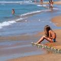 "Пляж рядом с СОК ""Анапа-Нептун"" 22.08.2012г"