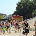 Вход на пляж Витязево с ул. Светлой