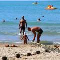 Витязево пляж 31.08.2012г